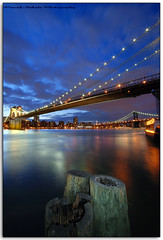 Happy Birthday Dear Brooklyn Bridge photo by prasad_mahale1