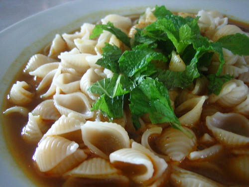 Assam Shell Pasta