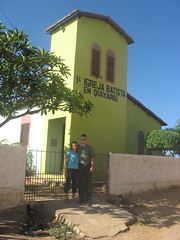Evaldisio and Maria