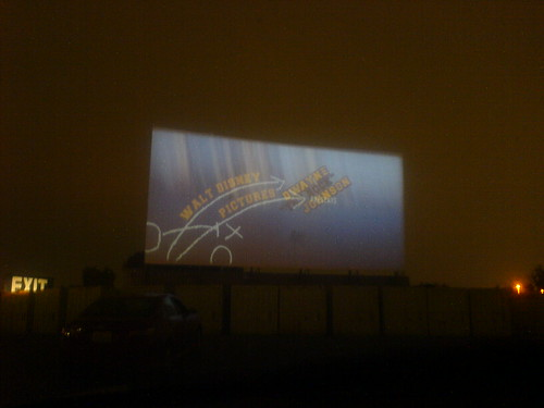 The Game Plan @ the drive-in (by You)
