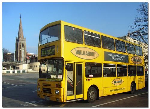 Plymouth Citybus 190 F607GVO