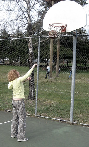 fay not dunking