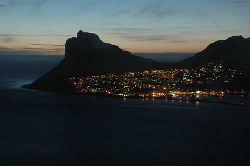 The Sentinel of Hout Bay (by Louis Rossouw)