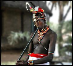 Maasai Music photo by Ben Heine