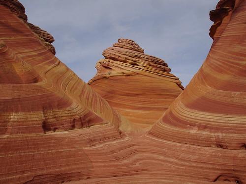 Парки США, Аризона, Волна, штат Аризона. The Wave, Arizona. Геология, чудеса света, чудеса природы