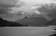 Loch Leven - 1990 photo by Skink74
