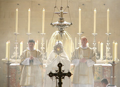 O Sacrament Most Holy photo by Lawrence OP
