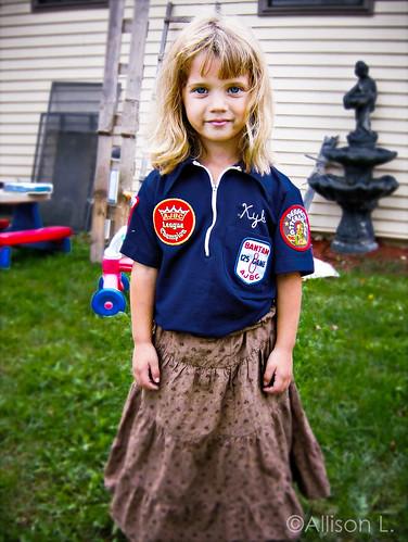 Hannah_Bowling Shirt