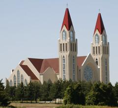 Queen of Peace-Croatian Franciscan Centre/Norval/Halton Hills/Ontario photo by bill barber