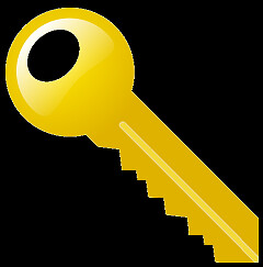 large_gold_key