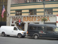 Jimmy's Burger Shack - partially obscured (by Lodigs)