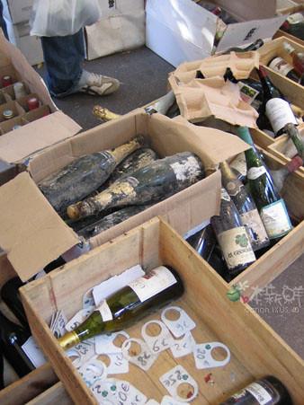 巴士底市集 古董酒拍賣