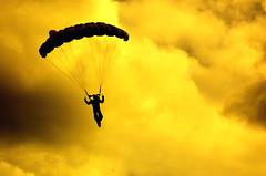 Cloud-diving photo by faktoryboy