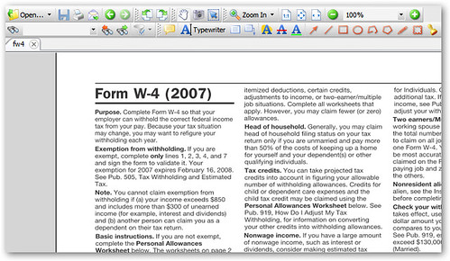 pdf xchange viewer