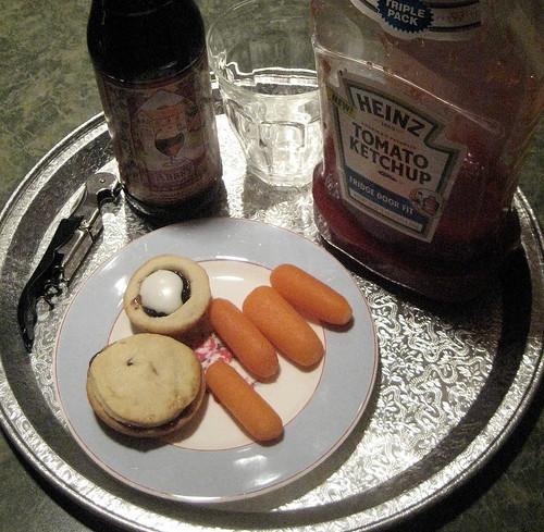 santa's grub
