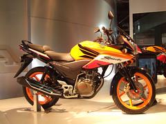 Honda CBF Sports Concept Bike Side (DSCF1998) photo by blackrat