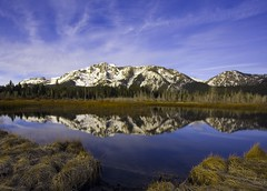 Mt. Tallac - Lake Tahoe photo by bobblesse