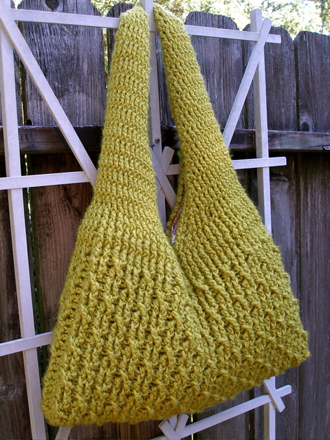 Crochet Hobo Bag Pattern : CROCHET HOBO PATTERN PURSE - Crochet - Learn How to Crochet