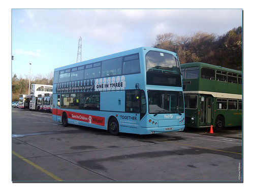 First Devon and Cornwall 32762 WJ55CRZ