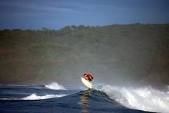 Bailing - Surf Punta Mango - El Salvador photo by Pedruca