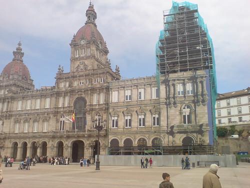 Palacio Maria Pita