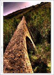Aqüeducte  a Badalona photo by ¡arturii!