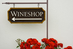 wine shop this way photo by ruczko