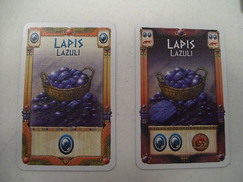 """A """"clean"""" and corrupted version of Lapis Lazuli"""