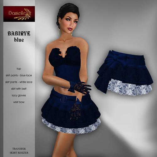 DANIELLE Babirye Blue'