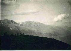 Authion- La Caussega, le  plateau de la Seva et la cime de Coss - Fonds François  Engelbach