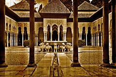 La Alhambra. Granada.- photo by ancama_99(toni)