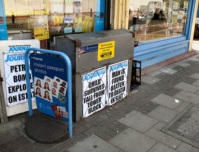 news from sunny tottenham 7 may 2008 tottenham journal posters ...