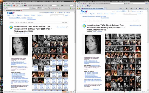 Flickr Image Loading: Firefox vs IE7 / 2007-11-26 /  SML Screenshots (by See-ming Lee 李思明 SML)