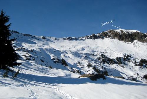 destination: rock mountain