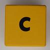 Alphabet Block c