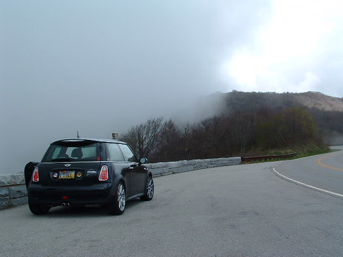 On Top of the Cherohala Skyway
