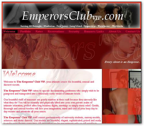 Emperor's Club VIP