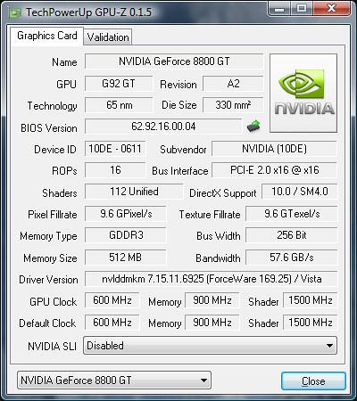 GPU Benckmark