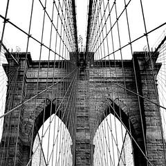 Brooklin Bridge photo by ©miguel valle de figueiredo