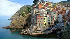 Riomaggiore Cinque Terre Italy photo by wbirt1