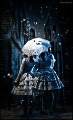 Blue Girls - Lolita Fantasies photo by Von Wong