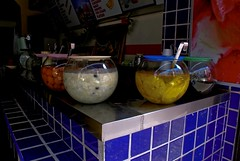 Gastronomia urbana de Puebla