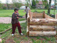 Schlossparkschule Marksuhl Umweltprojekte 2008