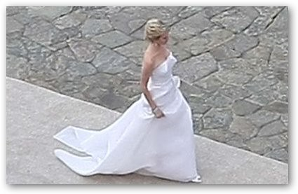 Natalie Swanston Wedding Dress