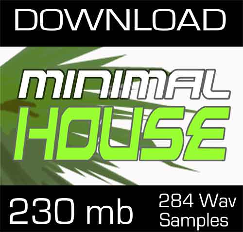 Loopmasters minimal house samplepack 230mb svartling for Minimal house music