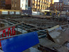 Farringdon Crossrail Station - East Ticket Hall construction (4)