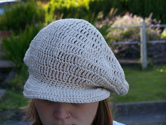 Free Newsboy Hat Crochet Pattern - Shop for Free Newsboy Hat