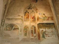 Fresco by Matteo Giovanetti