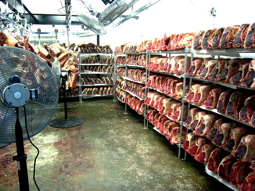 The Dry-Aging Room (by Slice)