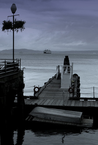 Bainbrige Ferry